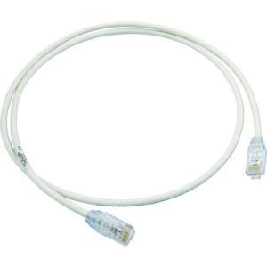 カテゴリ6A細径パッチコード 1m オフホワイト パンドウイット UTP28X1M-6260|n-tools