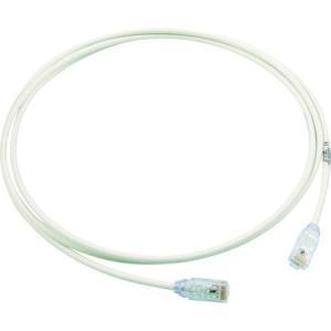 カテゴリ6A細径パッチコード 2m オフホワイト パンドウイット UTP28X2M-6260 n-tools