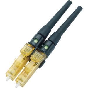 研磨済みLC光コネクタ デュプレックス OM2 パンドウイット FLCDMC5BLY-6260|n-tools