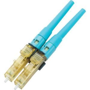 研磨済みLC光コネクタ デュプレックス OM3/0M4 パンドウイット FLCDMCXAQY-6260|n-tools