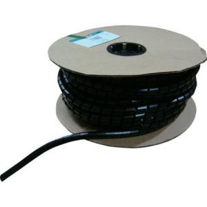 スパイラルラッピング 耐候性ポリプロピレン 黒 パンドウイット T38PC0-6260|n-tools