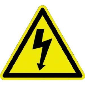 ISO警告ラベル 感電注意 (30枚入) パンドウイット PESWD1Y-6260|n-tools