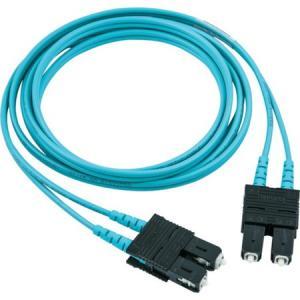 光ファイバーOM3パッチコード 両端SC 2M パンドウイット FX23RSNSNSNM002-6260 n-tools
