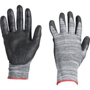 アンセル 耐切創手袋 エッジ 48-705 グレー XSサイズ 487056|n-tools