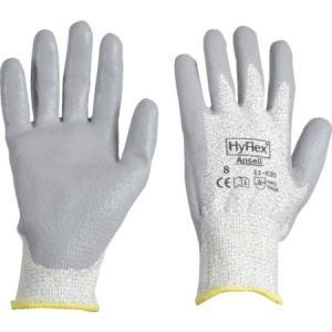 アンセル 耐切創手袋 ハイフレックス 11-630 XLサイズ 1163010|n-tools