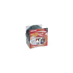 絶縁&シーリングラップ 5cm×10m 黒 シリコーンテープ ロックタイト 1496756-8050 n-tools