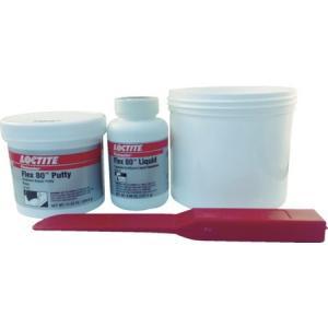 ウレタン補修剤 フレックス80 パテ状 454g ロックタイト 209821-8050|n-tools