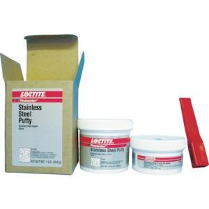 ステンレス用パテ状補修剤 454g ロックタイト 235613-8050|n-tools