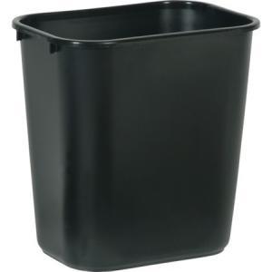 ラバーメイド ソフトウェイストバスケット ブラック エレクター 295607-1063|n-tools