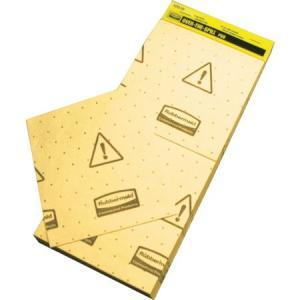 オーバーザスピル ミニタブレットタイプ イエロー ラバーメイド 425504-8036|n-tools