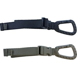 ガムテープ用 ギアテザー 黒 CETACEA TAUGSBLK-3378 n-tools