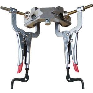 SHT T型アングル用 溶接グリッププライヤー PT634|n-tools