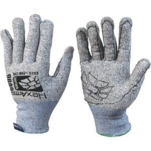 HEX ARMOR 耐切創手袋 ARMOR レベル6シリーズ 9009 L 754207|n-tools