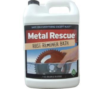 ARMOR 水溶性錆除去剤メタルレスキュー3.8L METALRESCUE1GAL n-tools