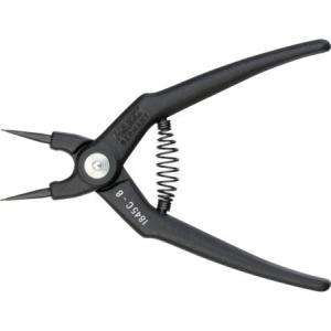 スナップリングプライヤー(穴用) HAZET 1845C8-6307 n-tools