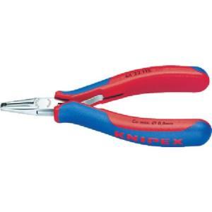 KNIPEX 6422-115 エレクトロニクスエンドカッティングニッパー 6422115|n-tools