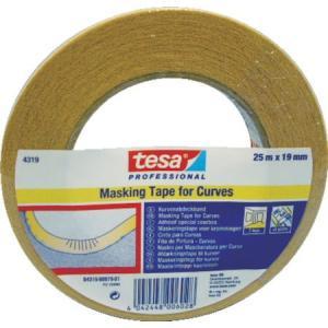 マスキングテープ(曲線用) テサテープ 43191925-4294 n-tools
