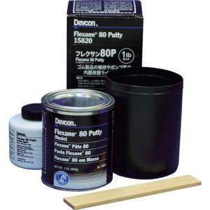 フレクサン 80P 1lb(450g) デブコン 16920-4075|n-tools