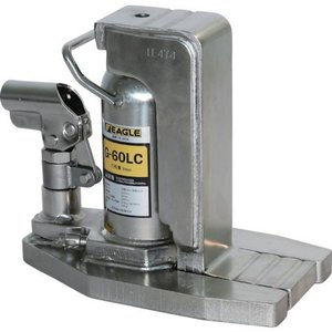 クリーンルームレバー回転爪つきジャッキ 爪能力3t 爪ロングタイプ イーグル G60LC-1029 n-tools