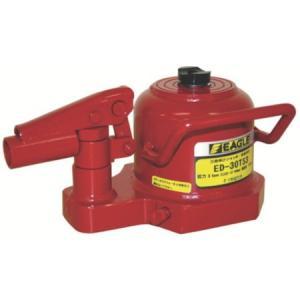イーグル 3段伸ビ・レバー回転油圧ジャッキ能力3t ED30TS3|n-tools