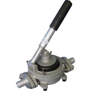 アクアシステム ハンドダイヤフラムポンプ オイル 水 泥水(移送・非常用) HDO20ALB|n-tools