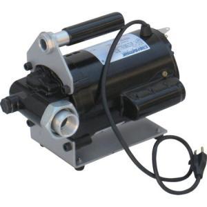 アクアシステム 高粘度用電動ハンディポンプ(100V) オイル 油 EV100|n-tools