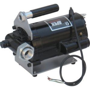 アクアシステム 高粘度オイル用電動ハンディポンプ (単相200V) 油 EV200|n-tools