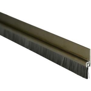 ストップすきま風 ブラシタイプ KSAB-935 ブロンズ 光 KSAB935-6174|n-tools