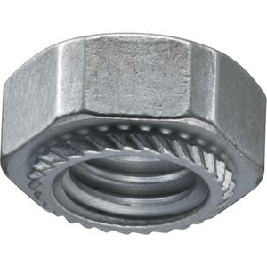 カレイナット/M8、板厚2.0ミリ以上、S8-19(200個) POP S819-6227|n-tools