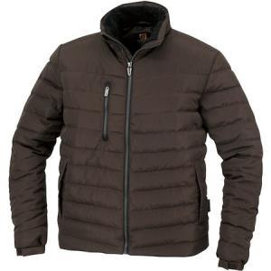 コーコス 防寒ジャケットG-1090 14ブラウン L G109014L|n-tools
