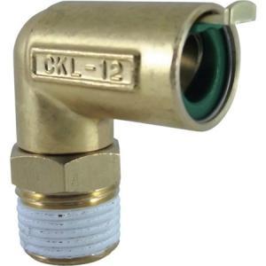 タッチコネクターエルボコネクター(金属) チヨダ CKL1204-4056|n-tools