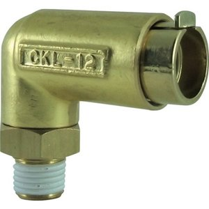 タッチコネクターエルボコネクターHタイプ(金属) チヨダ CKL1202H-4056|n-tools