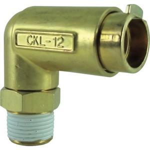 タッチコネクターエルボコネクターHタイプ(金属) チヨダ CKL1203H-4056|n-tools