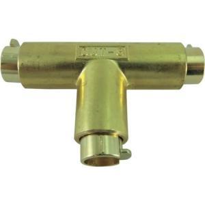 タッチコネクターHタイプユニオンティ(金属) チヨダ CUT800H-4056|n-tools