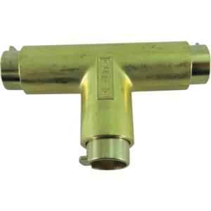 タッチコネクターHタイプユニオンティ(金属)10mm チヨダ CUT1000H-4056|n-tools
