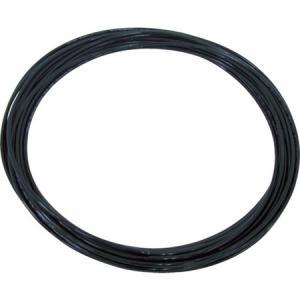 TEタッチチューブ 12mm/20m 黒 チヨダ TE1220BK-4056|n-tools