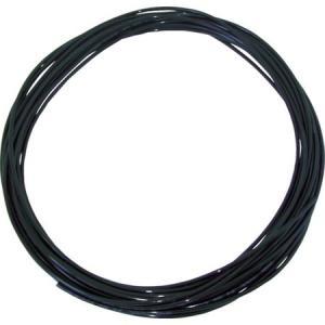 ソフトポリウレタンチューブ 4mm/100m 黒 チヨダ SP4BK100-4056|n-tools