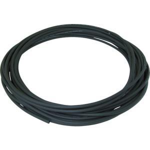 エルフレックス二重管チューブ 6mm/20m 黒 チヨダ LE620-4056|n-tools