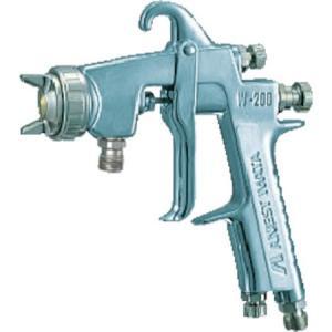 大形スプレーガン(吸上式) ノズル口径 Φ2.0 アネスト岩田 W200201S-8751 n-tools