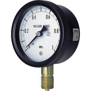 密閉形圧力計 長野 BC101310.16MP-5151|n-tools