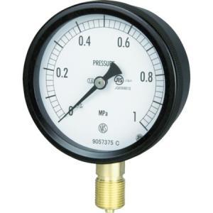 密閉形圧力計 長野 BC101311.6MP-5151|n-tools