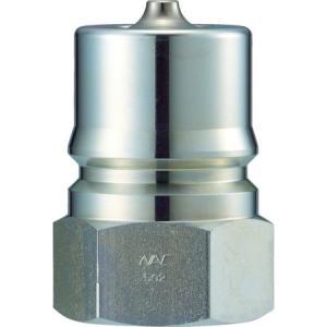 クイックカップリング S・P型 鋼鉄製 オネジ取付用 ナック CSP08P-5172|n-tools