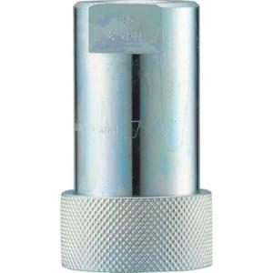 クイックカップリング HP型 特殊鋼製 高圧タイプ オネジ取付用 ナック CHP06S-5172|n-tools