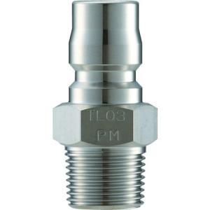 クイックカップリング TL型 ステンレス製 メネジ取付用 ナック CTL08PM3-5172|n-tools