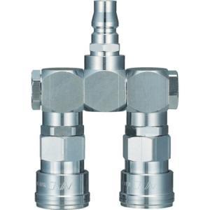 分岐集合配管用(ロータリー形) ナック CAL2WRL-5172|n-tools