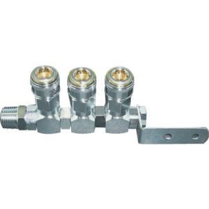 ヤマト マルチカスタム連結分岐カップリングMR3S-4M MR3S4M|n-tools