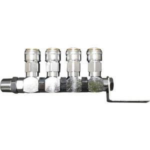ヤマト マルチカスタム連結分岐カップリングMR4S-4M MR4S4M|n-tools