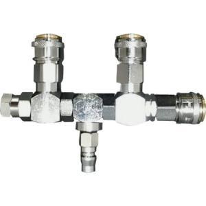 ヤマト マルチカスタム連結分岐カップリングMR3S-20P-LR MR3S20PLR|n-tools
