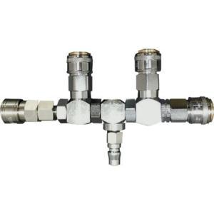 ヤマト マルチカスタム連結分岐カップリングMR4S-20P-LR MR4S20PLR|n-tools
