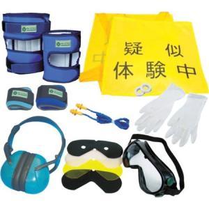 高齢者疑似体験教材 スタンダードセット sanwa 104994-3426 n-tools